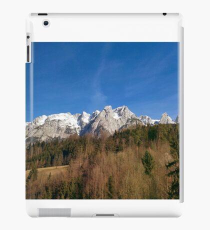 Austria Mountains iPad Case/Skin