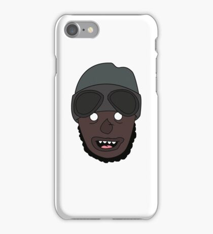 Stormzy WICKEDSKENGMAN - Cartoon iPhone Case/Skin