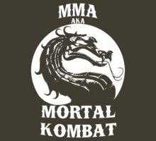 MMA aka Mortal kombat by Jairo Bonilla