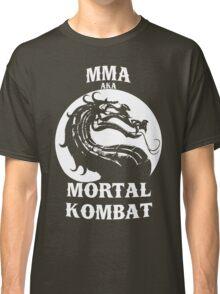 MMA aka Mortal kombat Classic T-Shirt