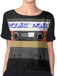 House Music Chiffon Top