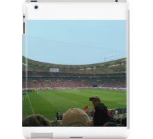 Mercedes-Benz Arena Stuttgart iPad Case/Skin