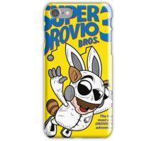 Super Drovio Bros iPhone Case/Skin