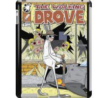 The Walking Drove iPad Case/Skin