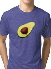 Cool Avocado Tri-blend T-Shirt