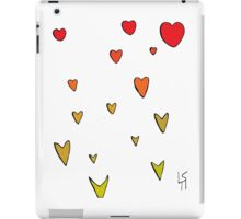 Bitterlove (Color version) iPad Case/Skin