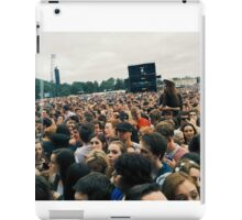 Crowded Marlay Park iPad Case/Skin