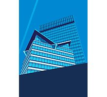 Bernard House, Piccadilly Plaza, Manchester Photographic Print