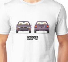 Lancia Delta HF Integrale Evoluzione Evo 3 Maggiora Unisex T-Shirt