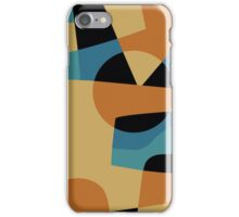 Abstract Number 38 iPhone Case/Skin