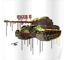Tiger II Poster