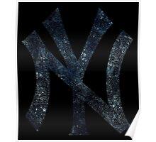 °BASEBALL° NY Yankees Poster