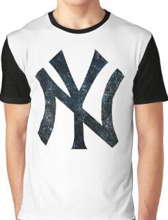 °BASEBALL° NY Yankees Graphic T-Shirt