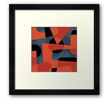 Abstract XXXIX Framed Print