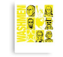 The Washmen! Canvas Print