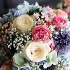 Wedding Bouquet. by Karen  Betts