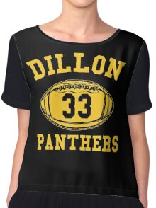 Dillon Panthers Team Chiffon Top