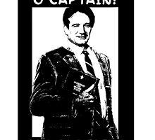 O Captain! My Captain! by Rachel Flanagan