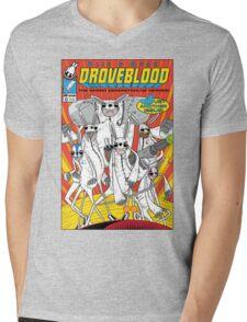 Droveblood Mens V-Neck T-Shirt