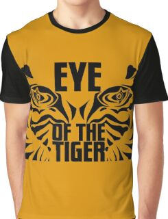 Eye of the tiger - Rocky Balboa Graphic T-Shirt