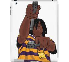 Chief Keef Toting Gun iPad Case/Skin