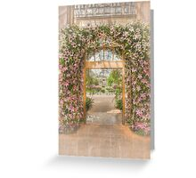In the Palace of Dreams Greeting Card