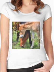 My Little Companion Women's Fitted Scoop T-Shirt