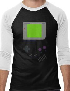 Oldschool Gameboy Shirt Men's Baseball ¾ T-Shirt