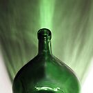Green green glass. by Paul Pasco