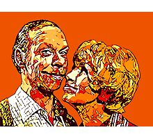 George , Mildred Photographic Print