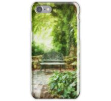 A Restful Retreat iPhone Case/Skin