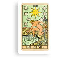 Tarot - The star Metal Print
