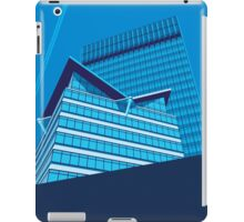 Bernard House, Piccadilly Plaza, Manchester iPad Case/Skin