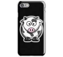 COW, Cartoon, Cattle iPhone Case/Skin