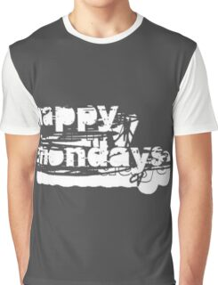 happy mondays Graphic T-Shirt