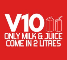V10 - Only milk & juice come in 2 litres (2) Kids Clothes