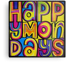 happy mondays Metal Print