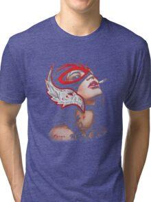 artist shirt Tri-blend T-Shirt