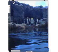 Penguin Plunge iPad Case/Skin