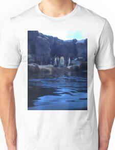 Penguin Plunge Unisex T-Shirt