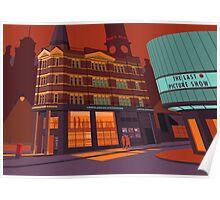 Cornerhouse, Manchester Poster