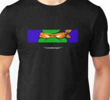 Turtle Gaiden - Michelangelo Unisex T-Shirt
