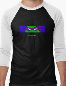 Turtle Gaiden - Donatello Men's Baseball ¾ T-Shirt