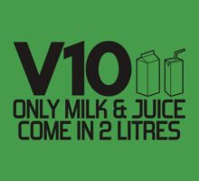 V10 - Only milk & juice come in 2 litres (1) Kids Clothes