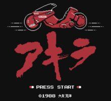 8-Bit Neo Tokyo Kids Tee