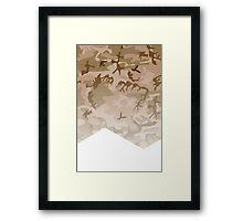 DDPM2 Framed Print