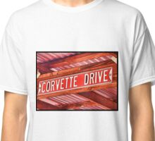 Corvette Drive Classic T-Shirt
