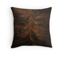 Cruelty Free Cowhide : design 5 Throw Pillow