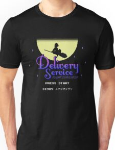 Delivery Service Unisex T-Shirt