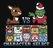 Christmas Fighter One Piece - Short Sleeve